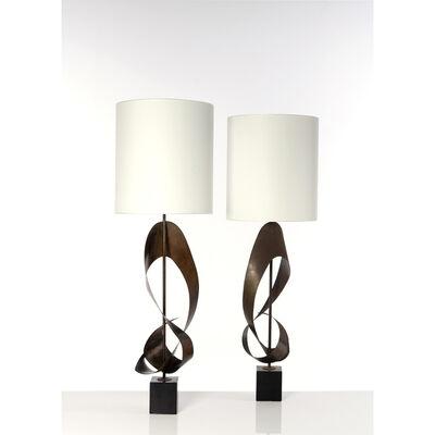 Laurel Lamp Company, 'Pair Of Table Lamps', 1960