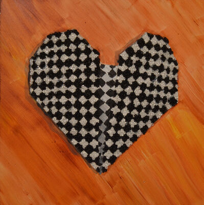 Mary Jo Karimnia, 'Magic Heart 2', 2016
