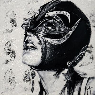 Jon Jones, 'Dama Luchador', 2016