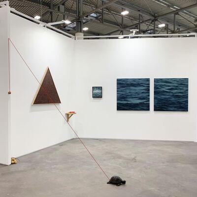 Suburbia Contemporary Art at ArtVerona 2019, installation view