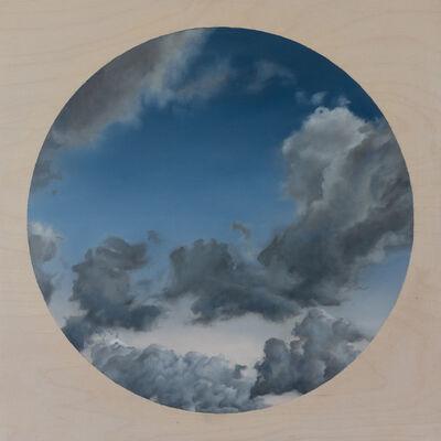 Madeleine Pierce, 'Sky Portal IV', 2019