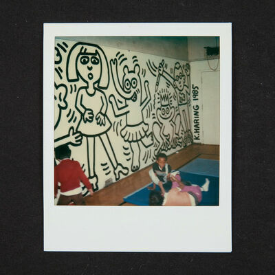 Keith Haring, 'Mural Commission, St. Patrick's Daycare Center, San Francisco', December 1985
