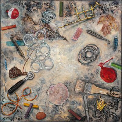 Elli Crocker, 'Midden VII, Pink Pearl', 2012