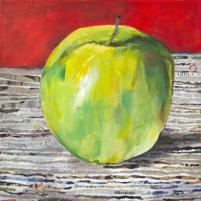 Cathy Stark, 'The Big Apple', 2019