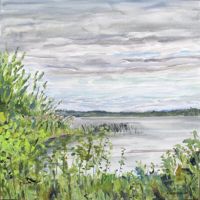 Rebecca Perehudoff, 'Christopher Lake', 2008