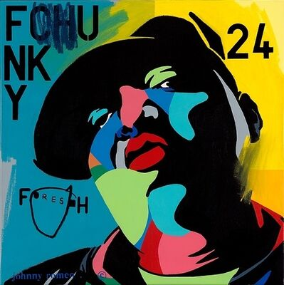 Johnny Romeo, 'FUNKY FRESH', 2014