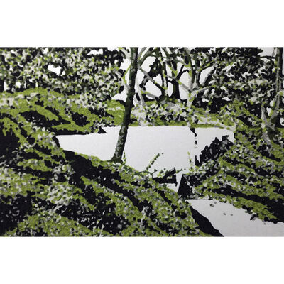 Marie Havel, 'Le Ravin du Loup #23', 2019