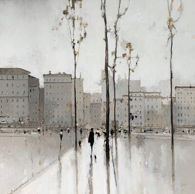 Geoffrey Johnson, 'Viale San Paolo', 2019
