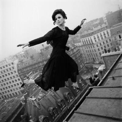 Melvin Sokolsky, 'Fly Dior', 1965