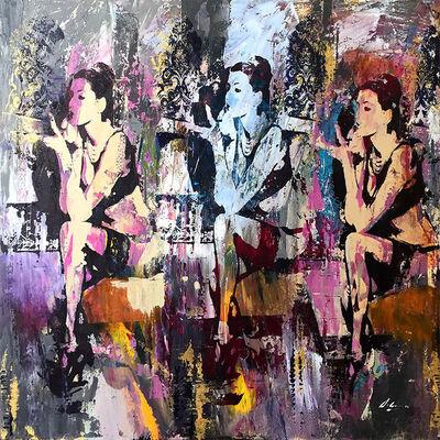 "Pietro Adamo, '""Evening Shades""', 2017"