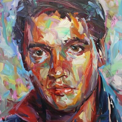 Paul Wright, 'Elvis Commission ', 2017