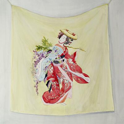 Oksana Reznik, 'Japanese Silk', ca. 2019