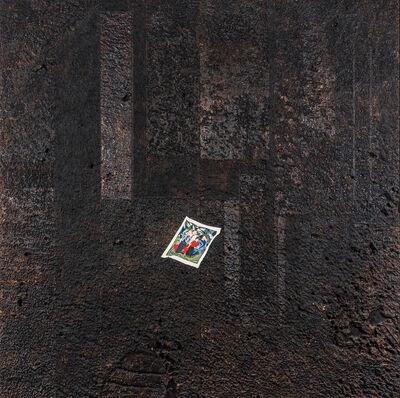 Matthew Day Jackson, 'Family Portrait on the Moon', 2012