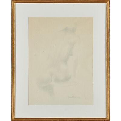 Bernard Perlin, 'Untitled (female nude)', 1984