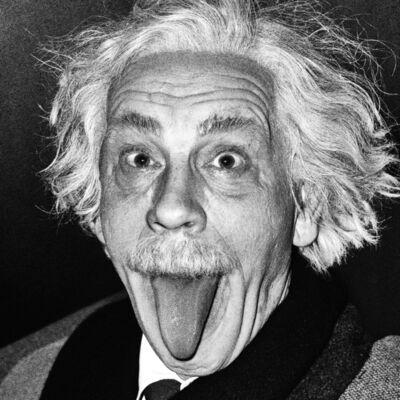 Sandro Miller, 'Arthur Sasse / Albert Einstein Sticking Out His Tongue (1951)', 2014