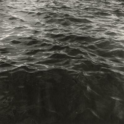 Peter Hujar, 'Hudson River 1', 1976