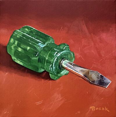 Henry Bosak, 'Stubby Screwdriver', 2019