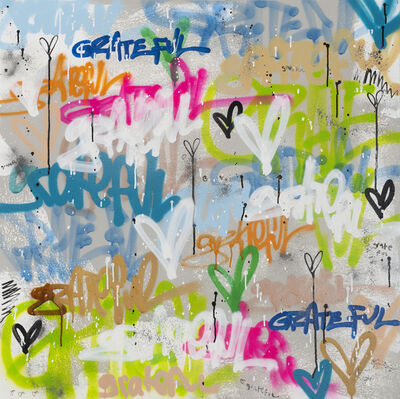 Amber Goldhammer, 'Grateful Grateful Grateful', 2021