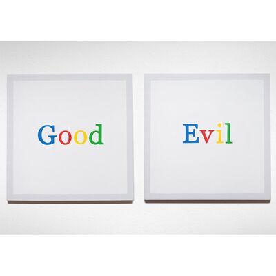 Matthew Lapenta, 'Good/Evil (diptych)', 2014
