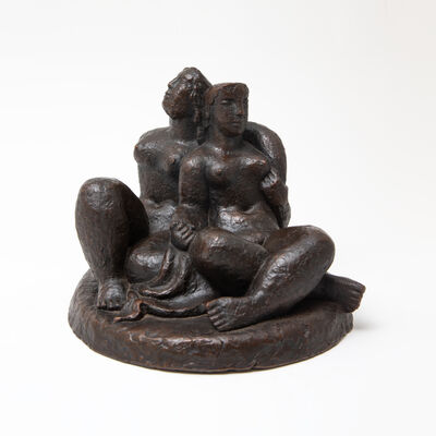Frank Dobson, 'Noon', from 1935-6 terracotta study for Noon cast in an edition of 10 with the permission of the Dobson Estate in 2019