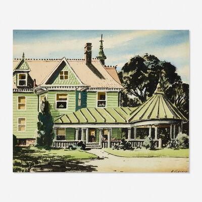 Henry Martin Gasser, 'Untitled (Mount Pleasant Ave., Newark New Jersey)'