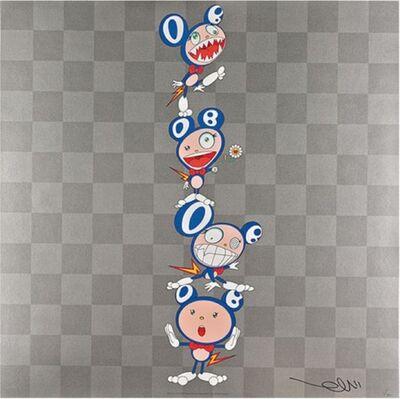 Takashi Murakami, 'TOTEM POLE', 2011