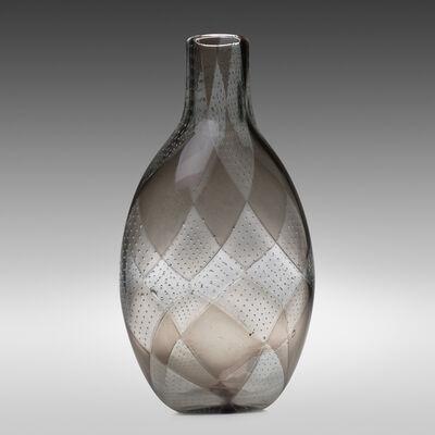 Ercole Barovier, 'Monumental Intarsio vase', c. 1961