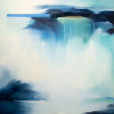 Liz Dexheimer, 'Domain Interchange Sienna II', 2019