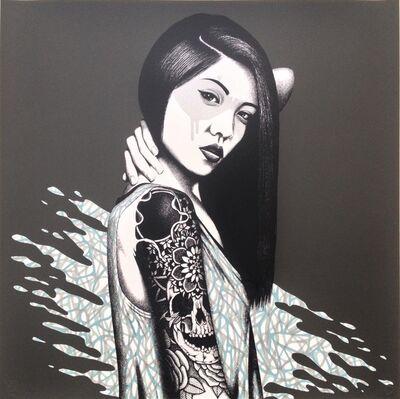 Fin Dac, 'Kuuji Silver Variant', 2014