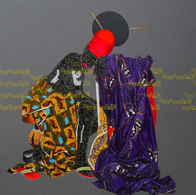 Eddy Kamuanga Ilunga, 'Abandonnés, ', 2015