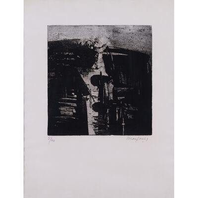 André Marfaing, 'Sans titre', 1960