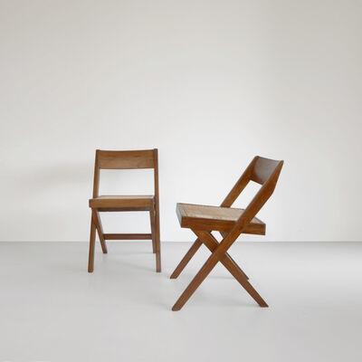 Pierre Jeanneret, 'PJ-SI-51-A folding chair', 1959-1960