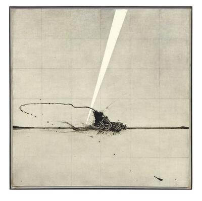 Emilio Scanavino, 'Dall'alto', 1975