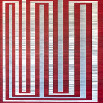 Erik Spehn, 'Bandwidth Painting (Love Letter)', 2019