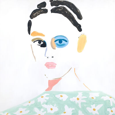 Erin Armstrong, 'Daisy', 2021