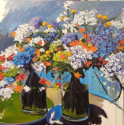 Jenn Hallgren, 'Flower Show #12', 2019