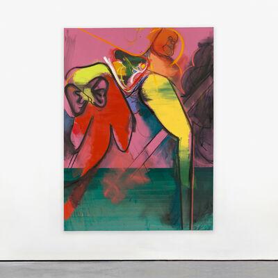 Daniel Richter, 'The Tyske John', 2020