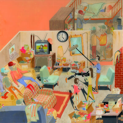 Kristen Liu-Wong, 'The Ward House', circa. 2014