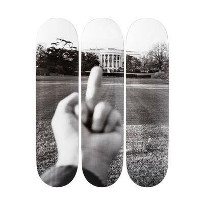 Ai Weiwei, 'White House', 2017