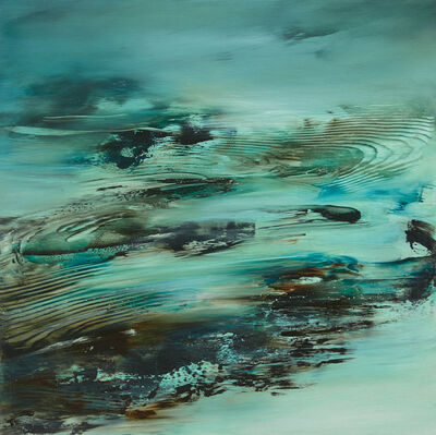 Deborah Weiss, 'Foreign Shores Rigid Coast', 2018