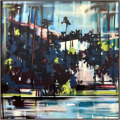 Anthony Garratt, 'Jungle Haus', 2020