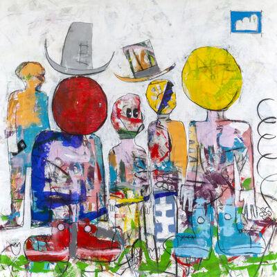 Tommy Lennartsson, 'How Do You Match Light Blue Shoes?', 2020