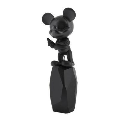Leblon Delienne, 'Mickey Rock by Arik Levy - Small Size Black', 2019