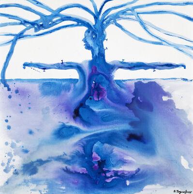 Barthélémy Toguo, 'The blue Man in the Sky', 2015