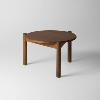 Pierre Jeanneret, 'coffee table from the PGI Hospital, Chandigarh', c. 1965-66