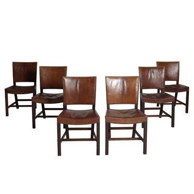 Kaare Klint, 'Set of six dining chairs', 1927