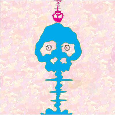 Takashi Murakami, 'Time Bokan-Camouflage Pink', 2011