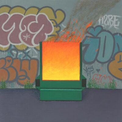 Vonn Cummings Sumner, 'Dumpster Fire IV', 2019