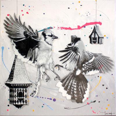 Hama Woods, 'Paint It Black', 2019
