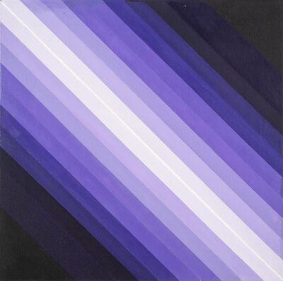 Horacio Garcia-Rossi, 'Composizione', 1985